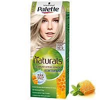 """Крем-фарба для волосся """"Фітолінія"""" Palette Naturals Schwarzkopf Phytolinia 10-2 (№219) Холодний блондин, фото 1"""