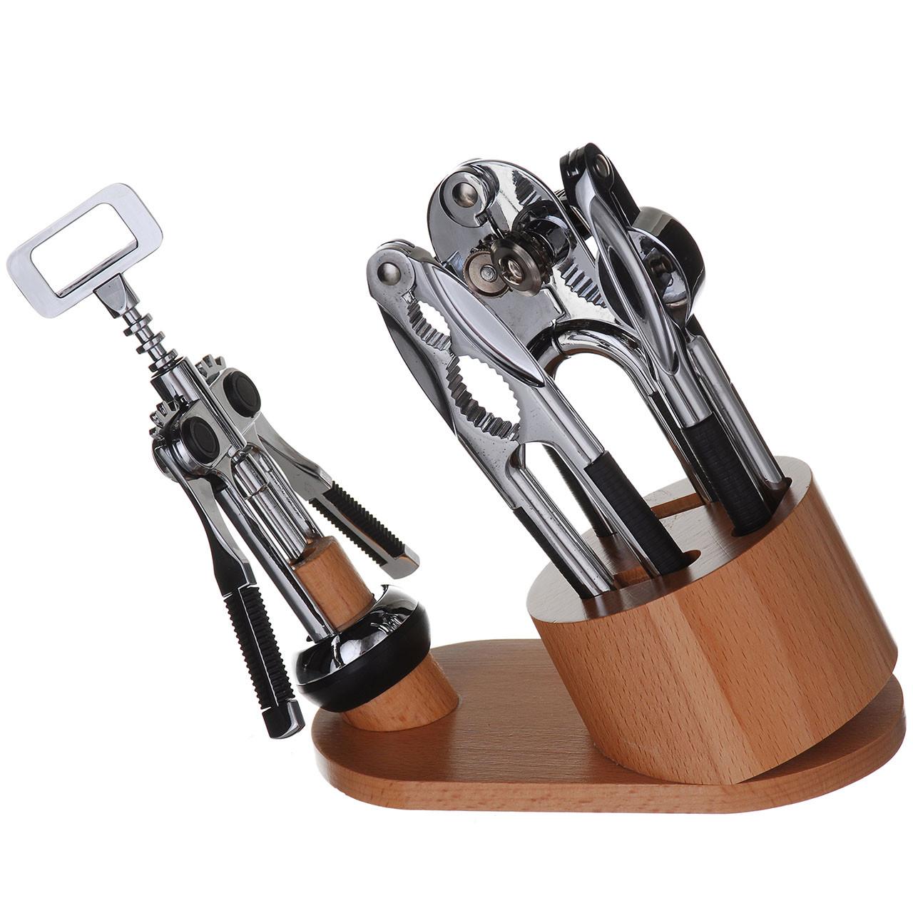 Набор для сервировки A-PLUS 5 предметов кухонных принадлежностей (набір для сервірування)