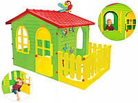 Детский игровой домик с террасой Mochtoys 10498, фото 1