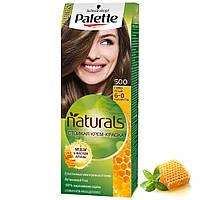 """Крем-фарба для волосся """"Фітолінія"""" Palette Naturals Schwarzkopf Phytolinia 6-0 (№500) Темно-русявий, фото 1"""