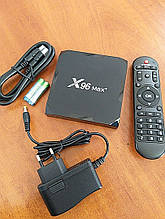 Android TV-BOX X 96 MAX S905 X3 4/32