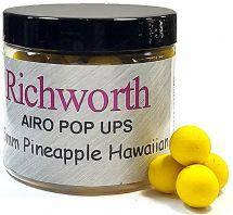 Плавающие бойлы Richworth Pineapple Hawaiian Original Pop Ups (ананас) 15mm 200ml, фото 2