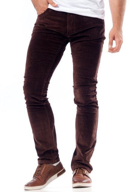Чоловічі штани вельветові