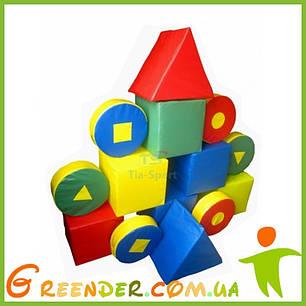 Модульный конструктор Блок-1, фото 2