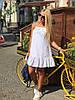 Женский сарафан оверсайз из прошвы, фото 4