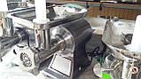 Мясорубка промышленная  Vektor  AL-12C Реверс, съемная голова. 150 кг/час, фото 3