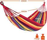 Гамак KingCamp Canvas Нammock(KG3752)(dark red), фото 2