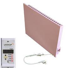 Керамический обогреватель био-конвектор UKROP БИО-К 750 двухконтурный 2в1.