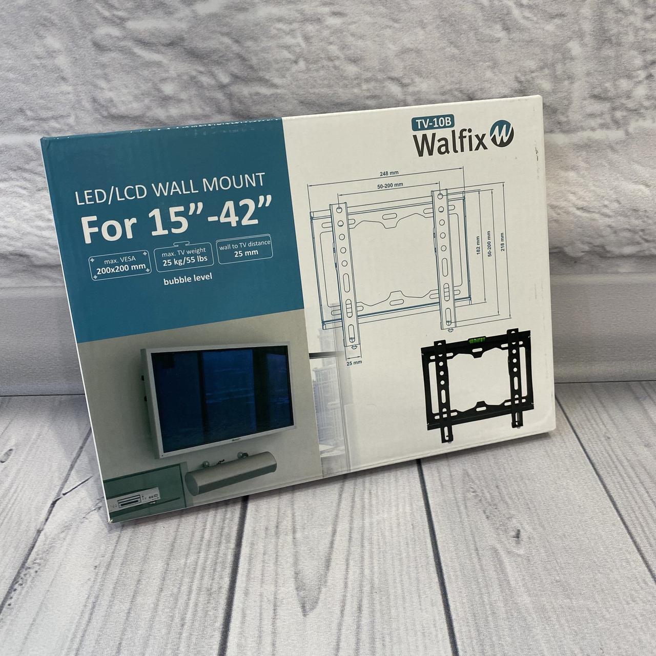 Крепления для телевизора Walfix TV-10B