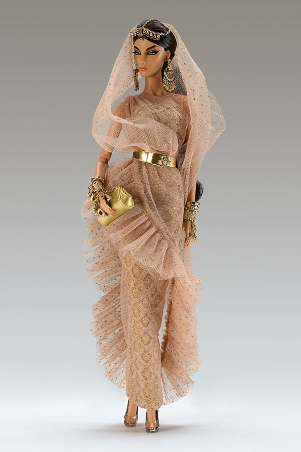 Коллекционная кукла Integrity Toys 2018 Fashion Royalty Elyse Jolie Divinely Luminous