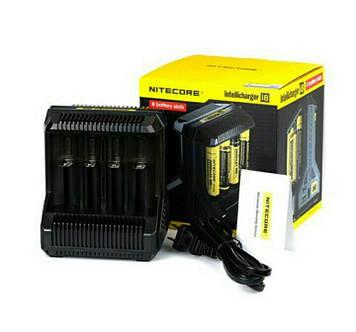 Зарядний пристрій Nitecore New i8