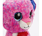 Мягкая игрушка Глазастик Леопард 23 см Fancy GLP0R\S, фото 3