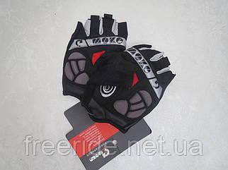 Велоперчатки безпалі MOKE (L)