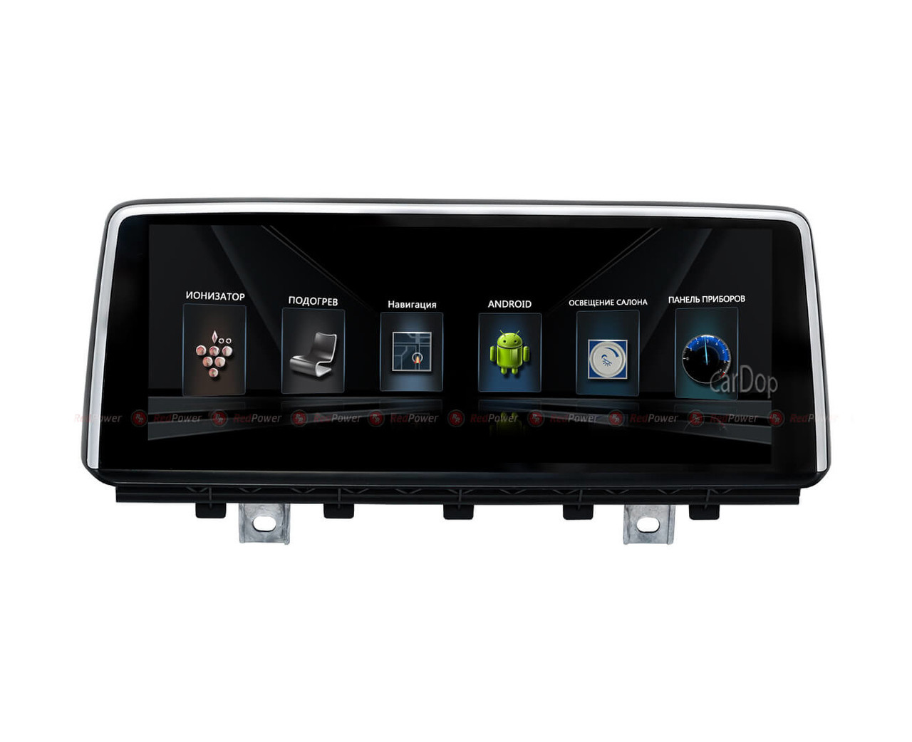 Штатная магнитола BMW X5 F15 2014+ RedPower 31078 IPS