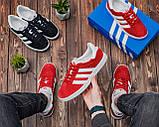 Мужские кроссовки Adidas Gazelle, мужские кроссовки адидас газели, чоловічі кросівки Adidas Gazelle, фото 6