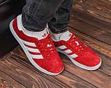 Мужские кроссовки Adidas Gazelle, мужские кроссовки адидас газели, чоловічі кросівки Adidas Gazelle, фото 3