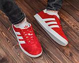Мужские кроссовки Adidas Gazelle, мужские кроссовки адидас газели, чоловічі кросівки Adidas Gazelle, фото 2