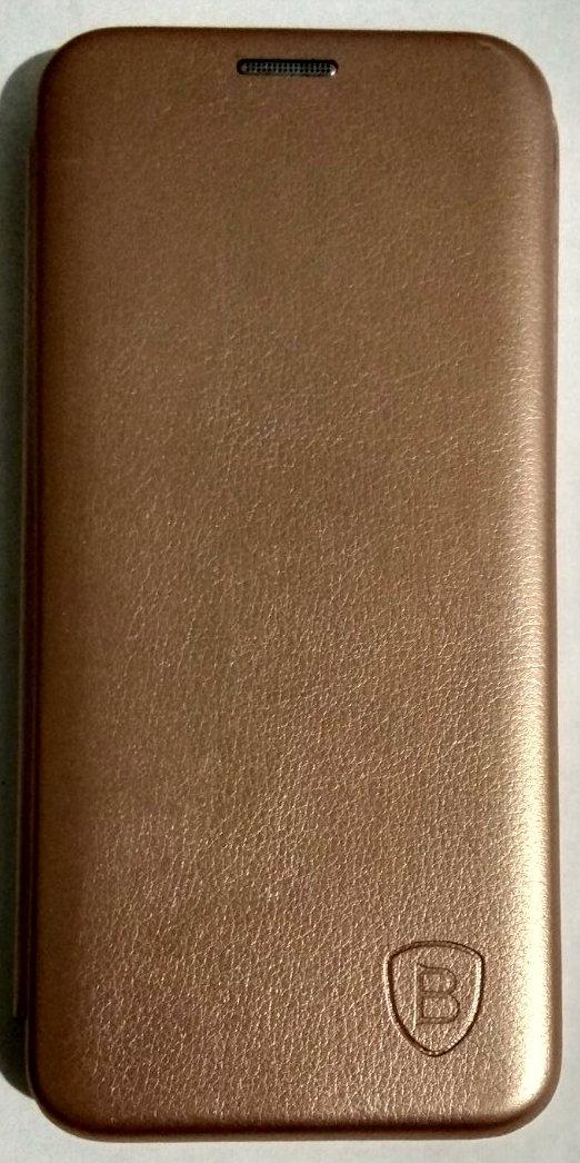 Чохол книжка ''Classy&Level'' для Samsung A515/A51 Rose Gold