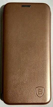 Чохол книжка ''Classy&Level'' для Samsung A515/A51 Rose Gold, фото 2