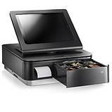 Мобильная POS-система/чековый принтер/денежный ящик Star mPOP, фото 3