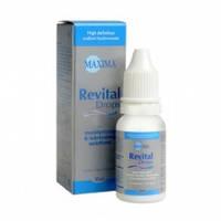 Увлажняющие Капли для глаз Revital Drops (с гиалуроновой кислотой) 10мл