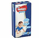 Трусики-подгузники  Huggies Pants step (3) 44 шт для  мальчиков., фото 2