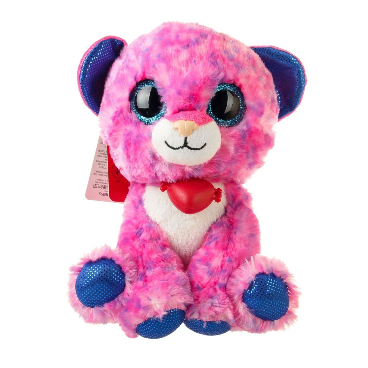 Мягкая игрушка Глазастик Леопард 23 см Fancy GLP0R\S