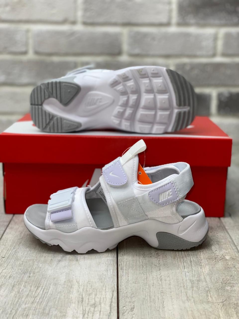 Стильные женские Босоножки Nike / Босоножки найк