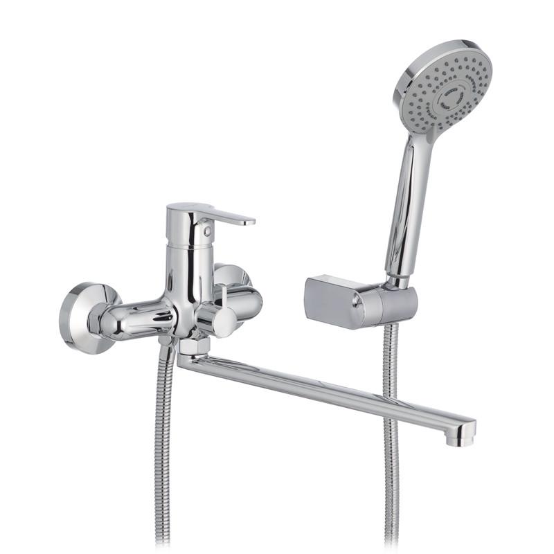 Смеситель для ванны IBERGRIF SQUARE M13122 (IB0029)