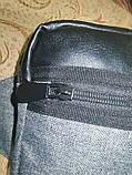 Новый стиль 2020 Сумка на пояс TOMMY HILFIGE мессенджер с кожаным/Спортивные барсетки сумка бананка только опт, фото 4
