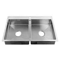 Мойка кухонная ZERIX ZUS8350-HM (ZM0575)