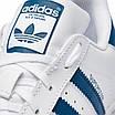 Кроссовки Adidas Superstar Foundation (F34163) оригинал, фото 5