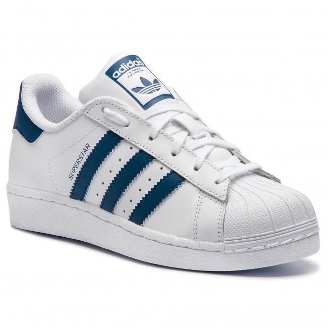 Кроссовки Adidas Superstar Foundation (F34163) оригинал