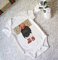 Боди для новорожденных Gucci, фото 1