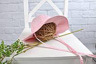 Панамка Шарлиз  (розовая в звездочку) , 42-46, 46-50, 50-54, фото 1