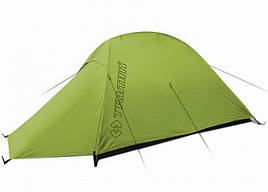 Палатка туристична 2-місцева Trimm Delta D (2750х1300х950мм), зелена