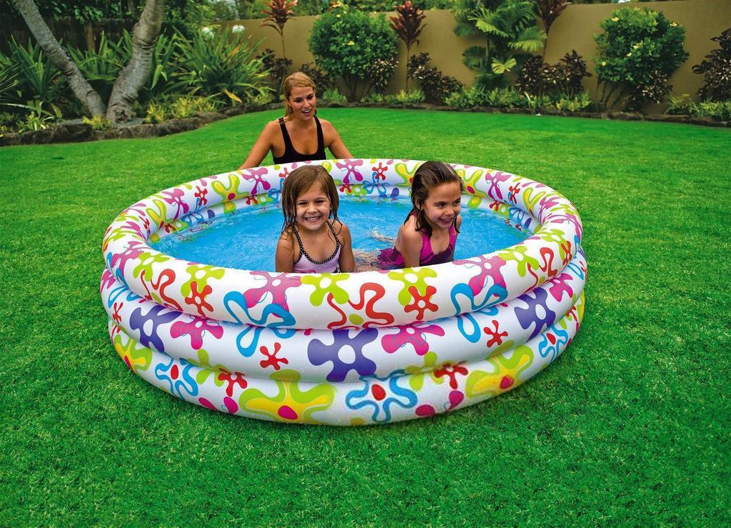 Детский надувной бассейн Intex 56440