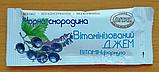 Джем витаминизированный Чёрная смородина, 20г, фото 2