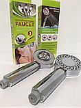 Лейка для душа двусторонняя MULTIFUNCTIONAL FAUCET с отсеком для шампуня, экономия воды, фото 2