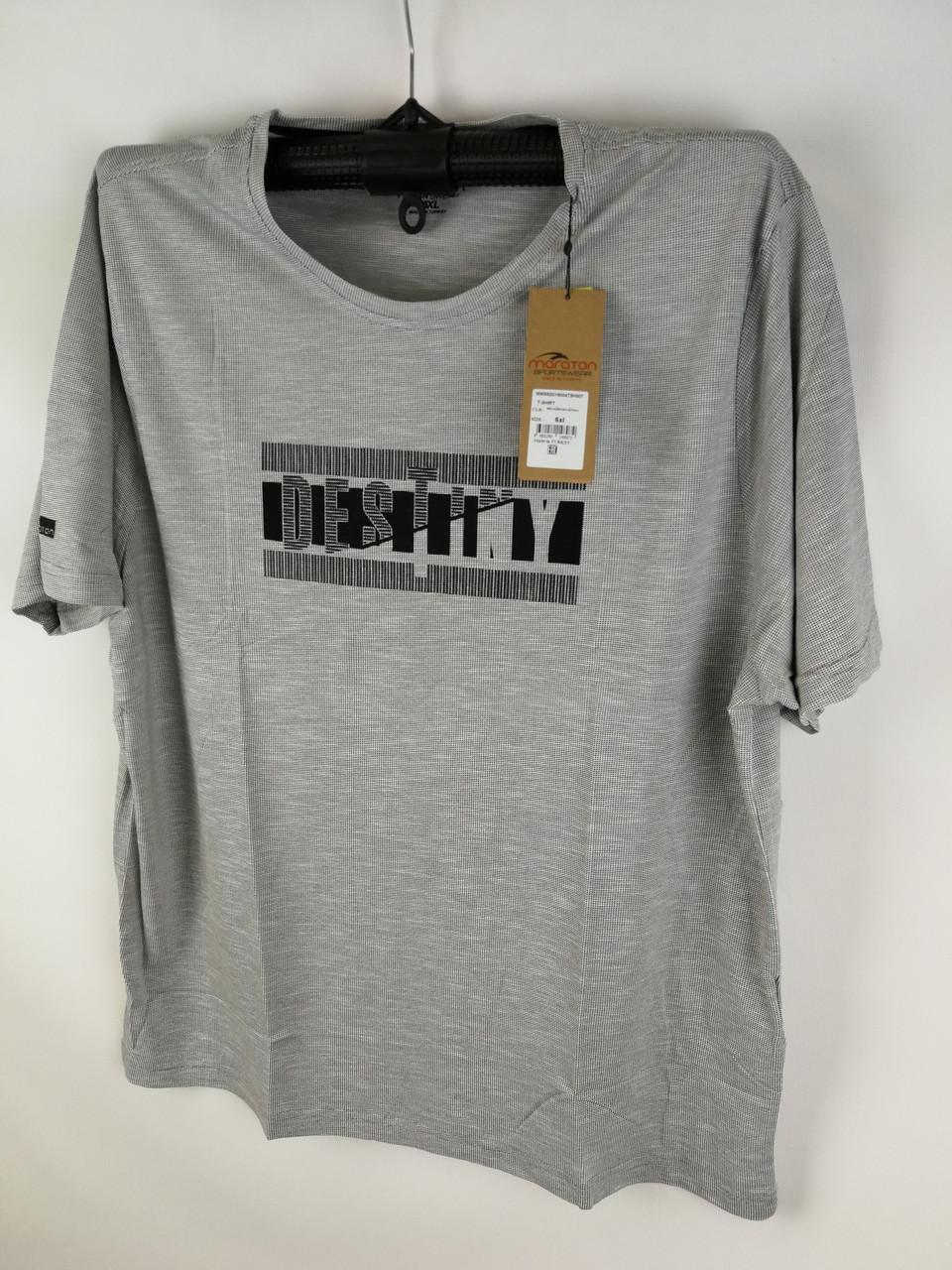Трикотажна футболка 60 розмір