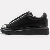 Кроссовки мужские Alexander McQueen Oversized Sneaker Anthracite