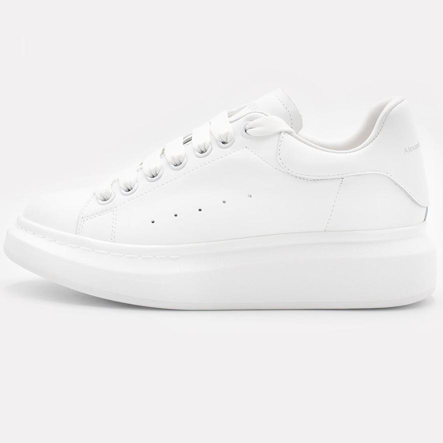 Кроссовки мужские Alexander McQueen Oversized White