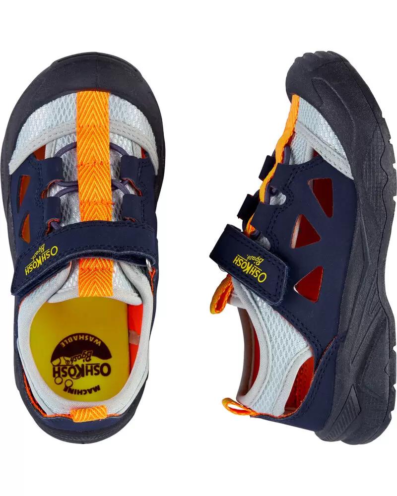 Сандалии для мальчиков, детская обувь OshKosh Ошкош размер US 7,8,9,10,11,12