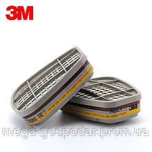 3M™ 6057 ABE1 фильтр комбинированный