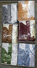 Штори з ламбрекеном для спальні або вітальні, фото 3
