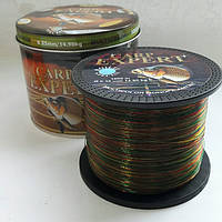 Леска рыболовная Energofish Carp Expert Multicolor Boilie Special  0,30 мм 1000 м (цветная)