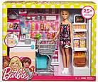 Игровой набор Барби Супермаркет, фото 9