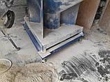 Весы для вертикального смесителя комбикормов 300...3000кг, фото 7