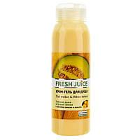 "Крем-гель для душу ""Тайська диня і білий лимон"" Fresh Juice Cream-300 мл Shower Gel"