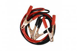 Пусковые провода 300А, 12V, Ø 9мм, 3м (кабель пусковой, прикуриватель аккумулятора) СИЛА